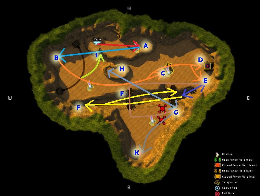 Steel Storm Bonus Missions Skirmish Burning Sands 0
