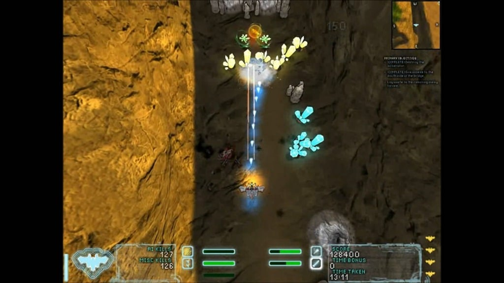 Steel Storm Bonus Missions Skirmish Burning Sands 3