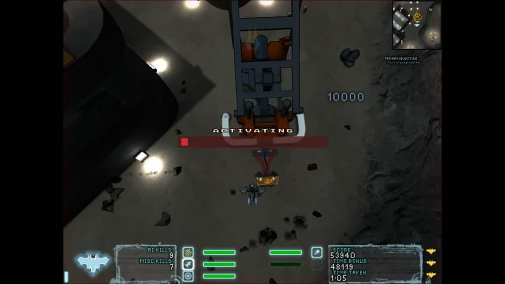 Steel Storm Bonus Missions Skirmish Purgatory 2
