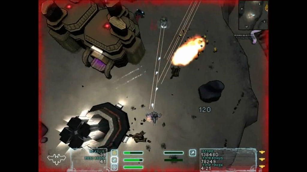 Steel Storm Bonus Missions Skirmish Purgatory 3