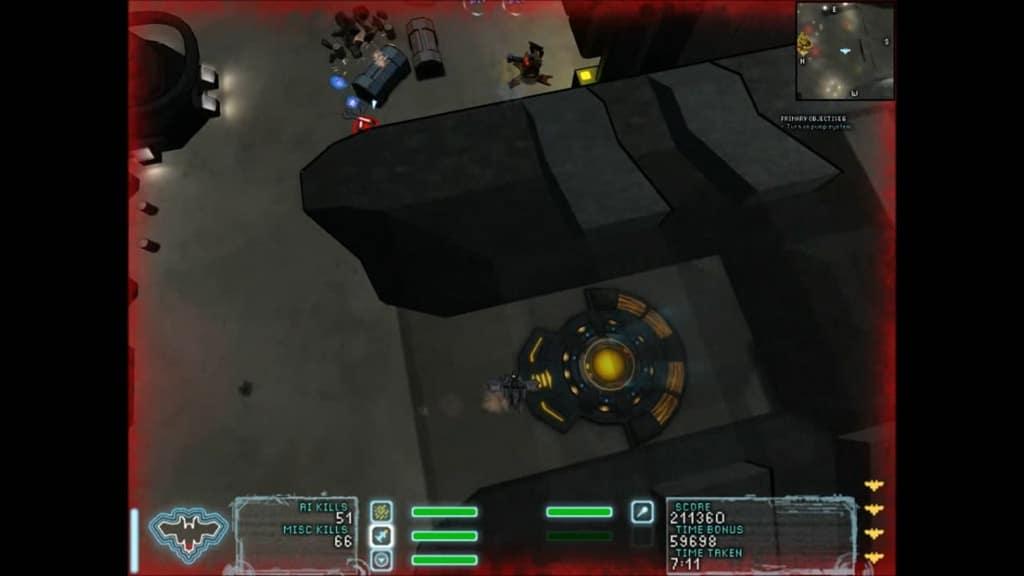 Steel Storm Bonus Missions Skirmish Purgatory 4