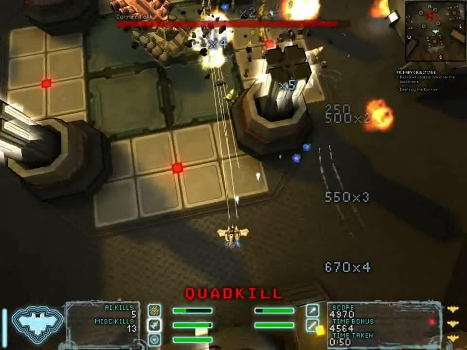 Steel Storm Burning Retribution Plaza of Doom 2