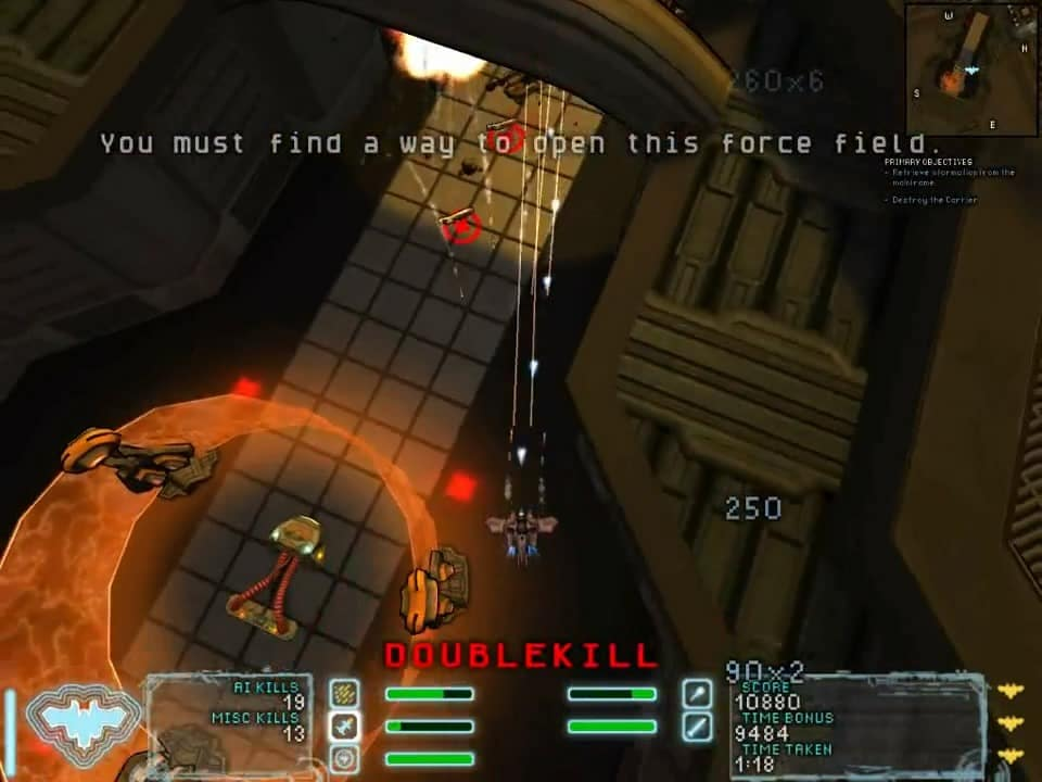 Steel Storm Burning Retribution Plaza of Doom 3