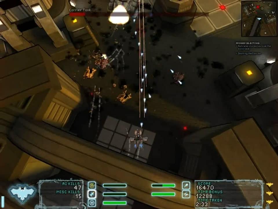 Steel Storm Burning Retribution Plaza of Doom 4