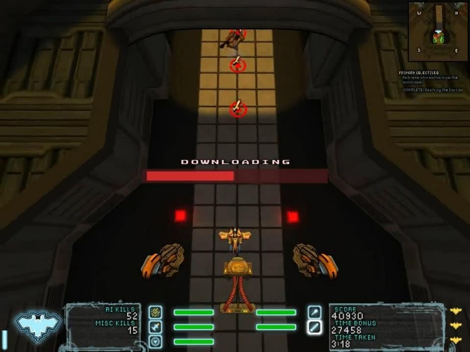 Steel Storm Burning Retribution Plaza of Doom 5
