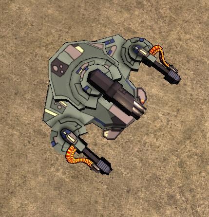 Minigun Heavy Tank