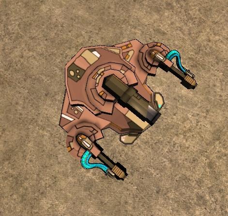 Proton Heavy Tank