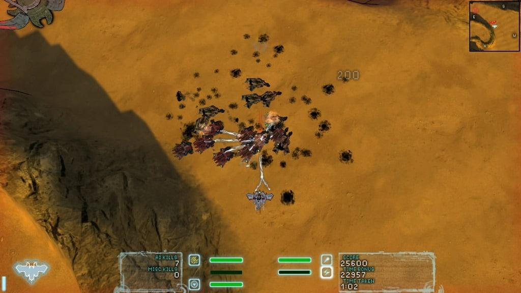 Thunderbolt Secondary Weapon